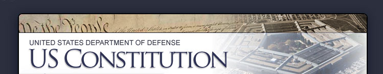 United States Department of Defense US Constitution Course